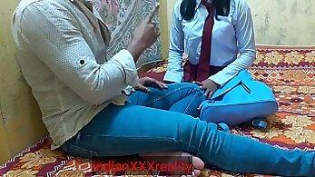 Brit indian lesbian school Another Satisfying Secret