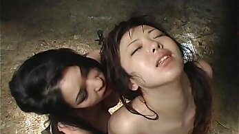 Asian Maid Fucked By House Slave