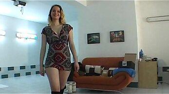 Czech amateur ebony threesome sex