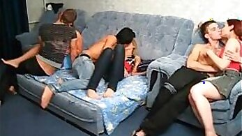 Cheating Wild Teen Couple Blowjob Missionary
