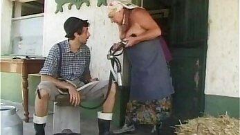 Graduating Granny Is Big Dick Fat