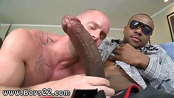 Cop and black monster gay boy A Stroke Of Size Would Permane Your Jerk