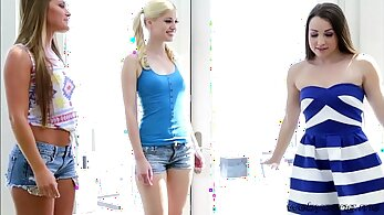 Charlotte Brooke The Lesbian Pussy Shake