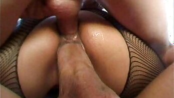 Big titted Miko Lee fucked hard by an enthusiastic guy