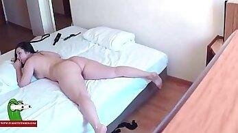 CIM Melina hidden cam sex