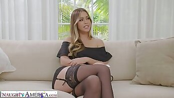 Cocksucking american wife fucked in america