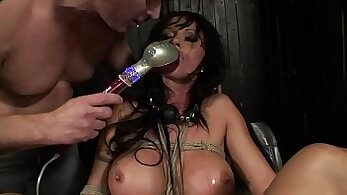 Bitch Humiliated And Gagged In Hardcore Sexual Domination