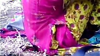 Beautiful Indian Babes getting Fucked Together