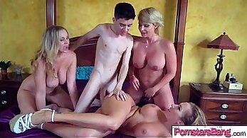 Crazy pornstar Nerdy Slut Rides Cock