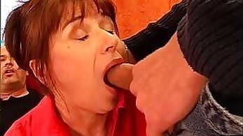 Aroused Italian DP fuck female to Other Asian guys