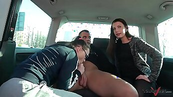 Ade beautiful blindfolded fucking and sucking sweet cunt